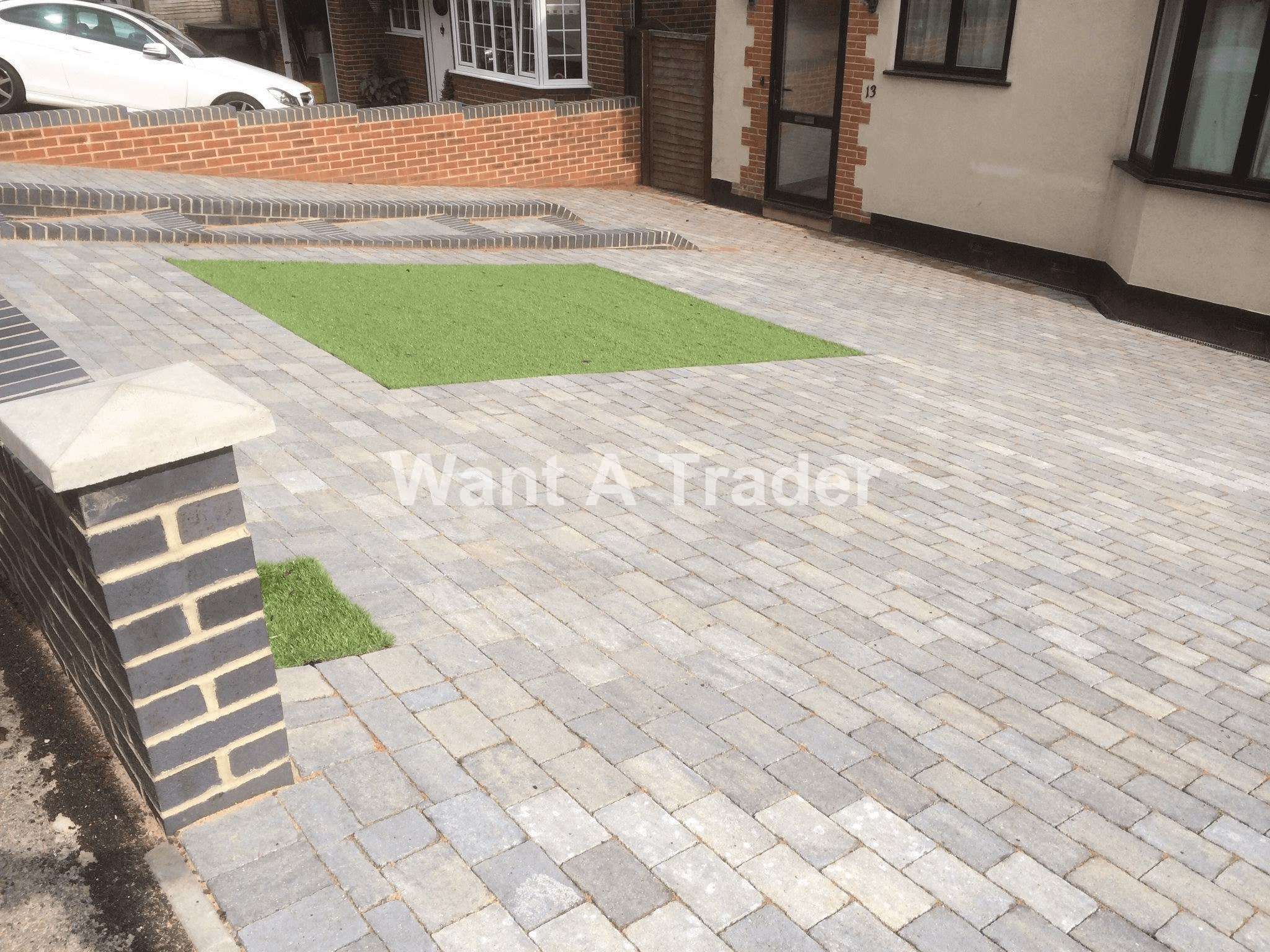 Driveway Design and Installation Company Hounslow TW3