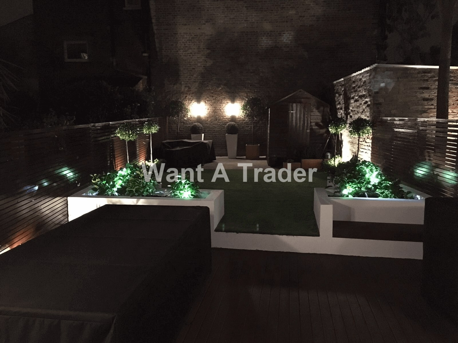 Garden Lighting Installation Company Hounslow TW3