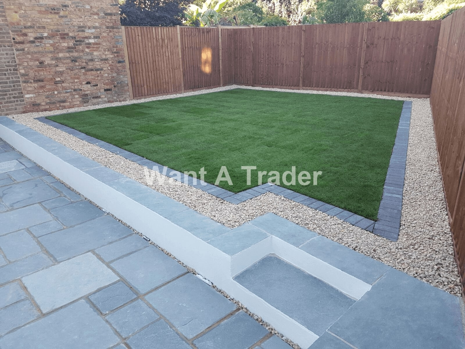 Garden Lawns And Turfing Contractor Hounslow TW3