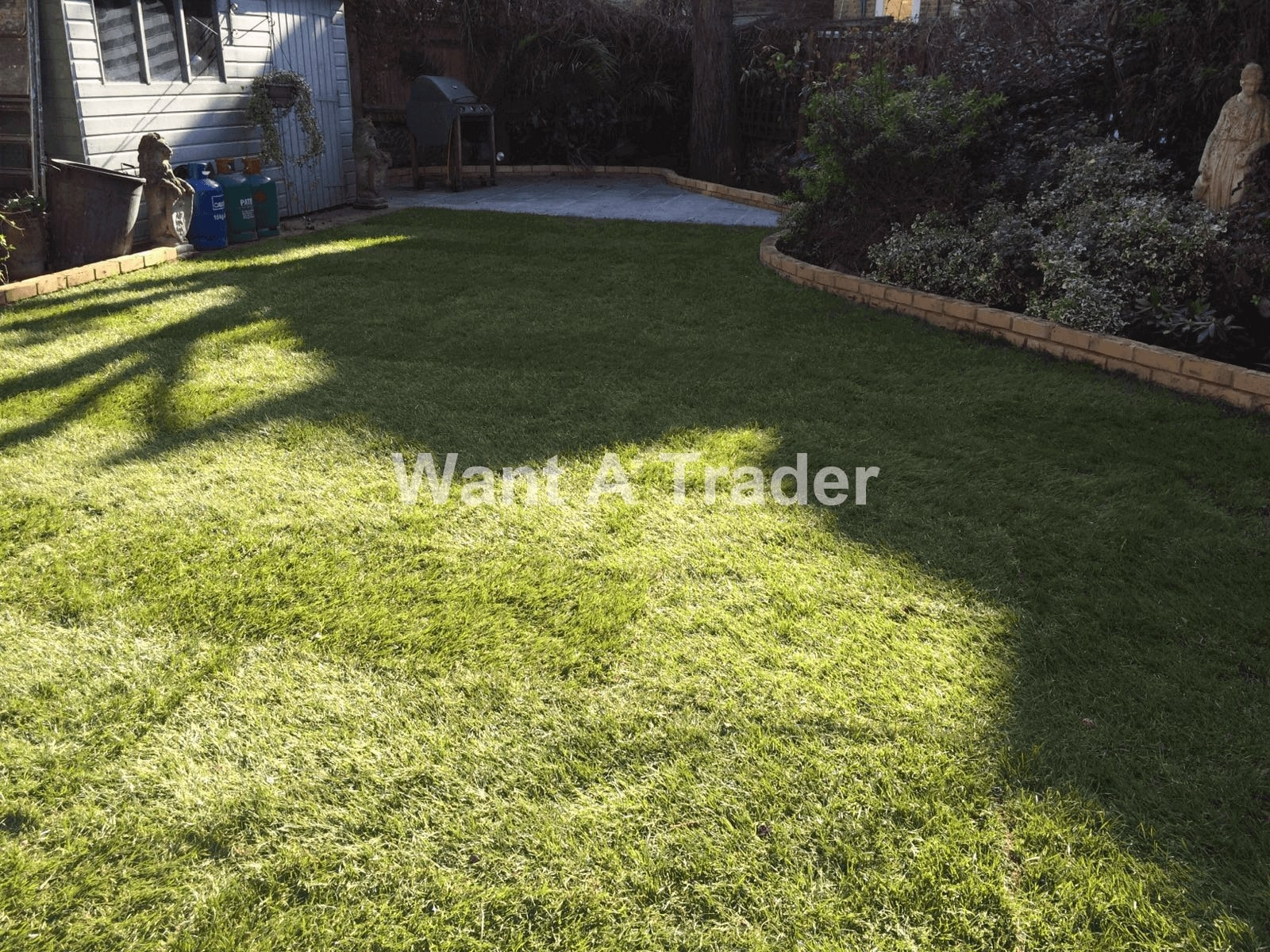 Garden Lawns And Turfing Hounslow TW3