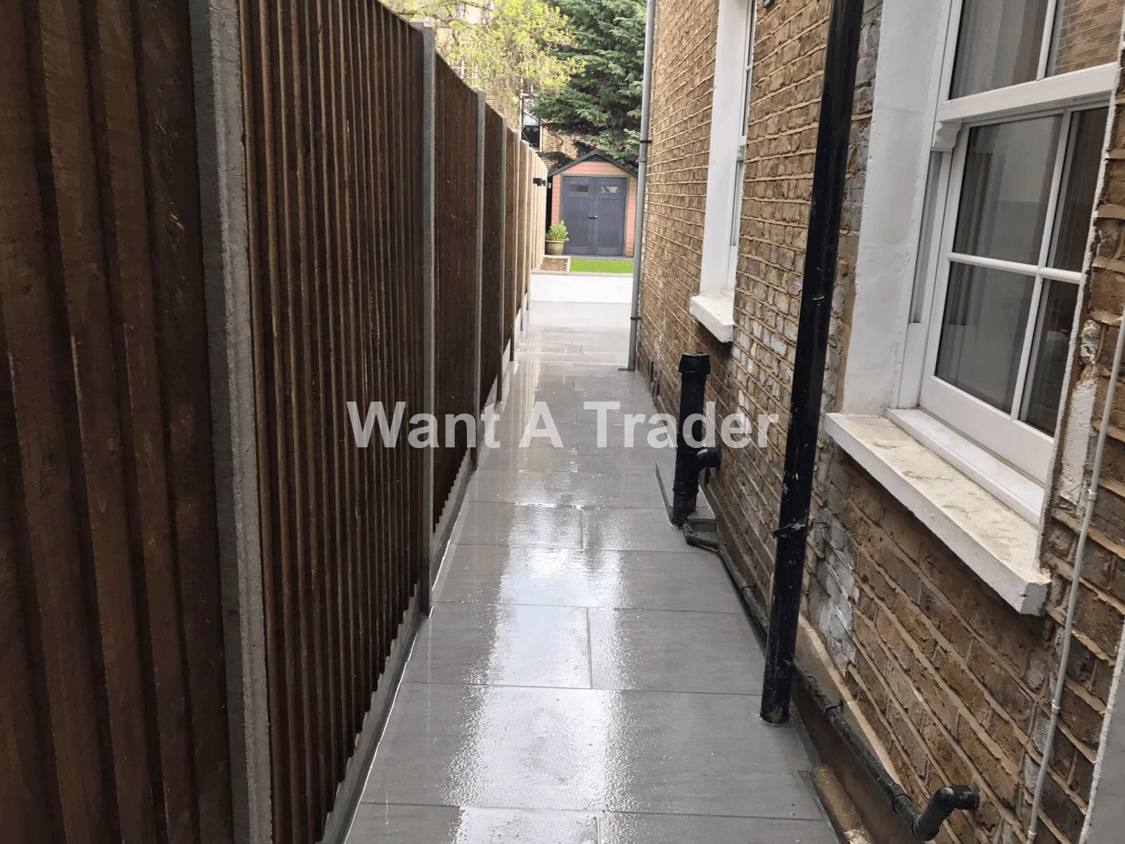 Garden Path and Pathway Design and Installation Company Hounslow TW3