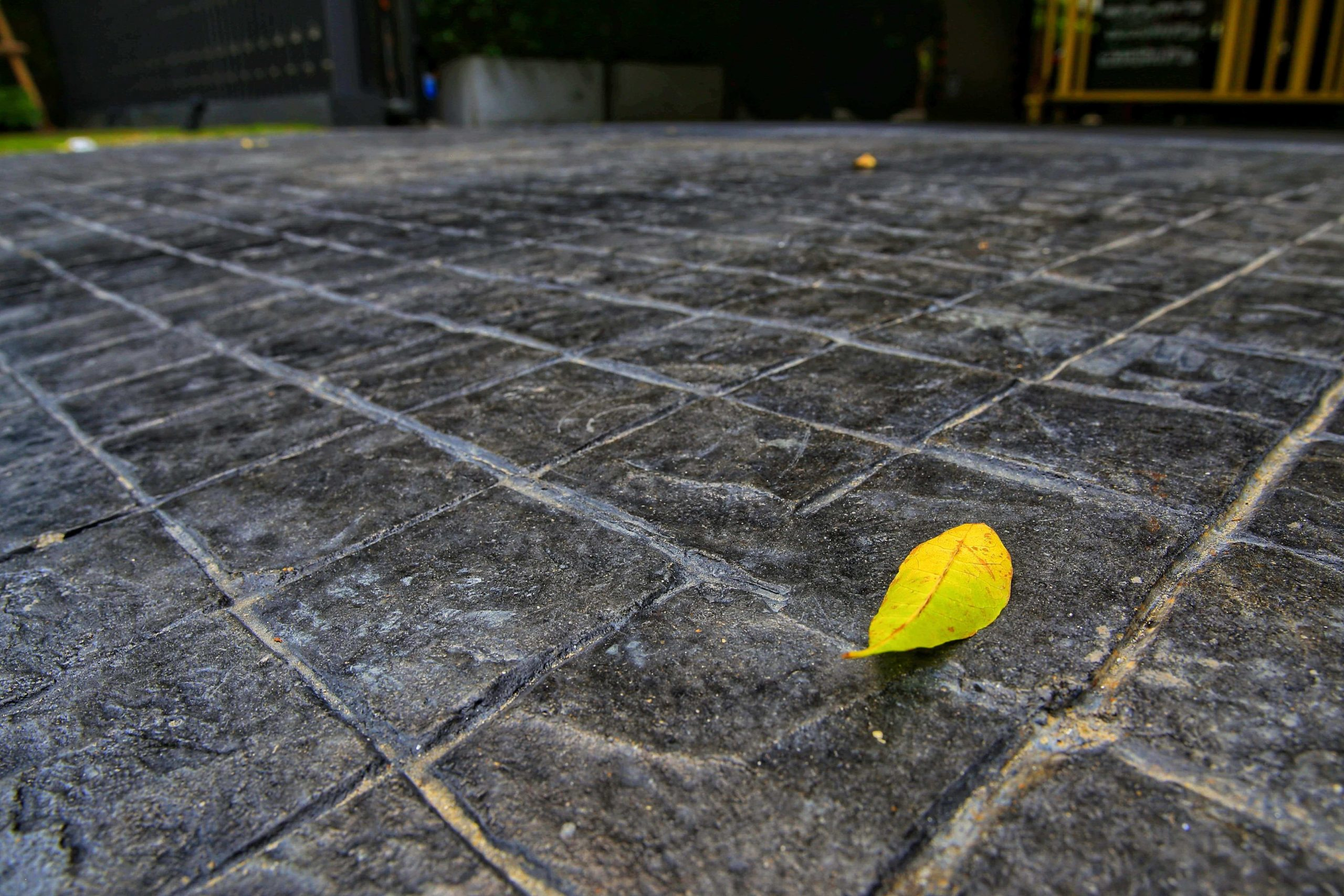 Pattern Imprinted Concrete Driveway Installation Company Hounslow TW3